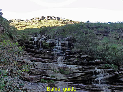 Views from trekkings and walks while visiting Brazil's Chapada Diamantiana national park with Ivan Salvador da Bahia & official tour guide (ref. Brazilian Grand Canyon)