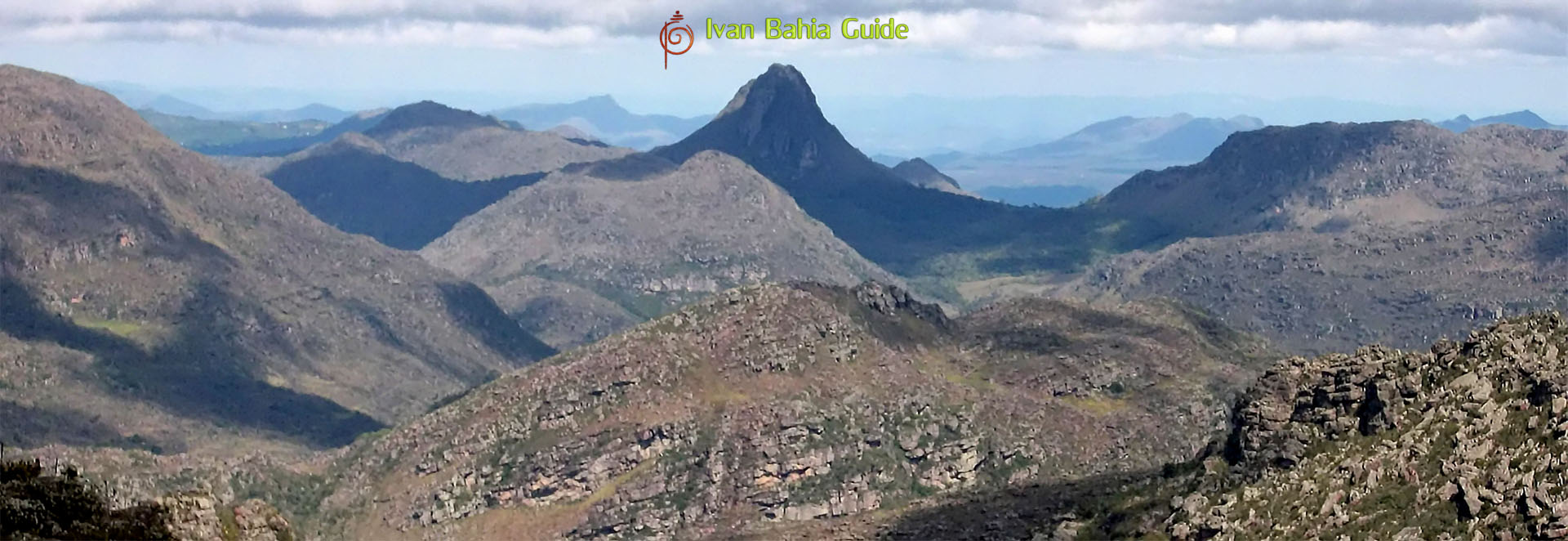Ivan Bahia tour-guide / takes you to the roof of Bahia in Chapada Diamantina National Park for a trekking to the highest peaks (+2000m) of the North-East of Brazil
