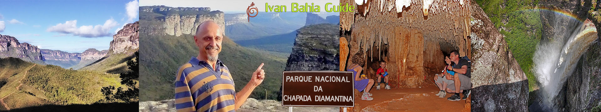 Chapada Diamantina National Park (aka 'the Brazilian Grand Canyon') mountain views